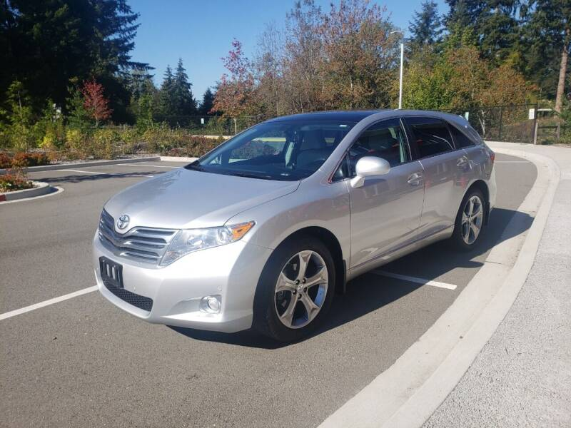 2012 Toyota Venza for sale at Painlessautos.com in Bellevue WA