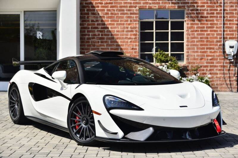 2020 McLaren 620R for sale at O'Gara Coach McLaren Beverly Hills in Beverly Hills CA