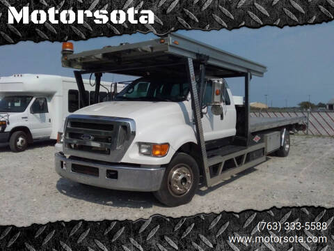 2005 Ford F-650 Super Duty for sale at Motorsota in Becker MN