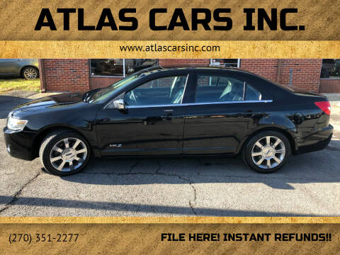 2008 Lincoln MKZ for sale at Atlas Cars Inc. in Radcliff KY