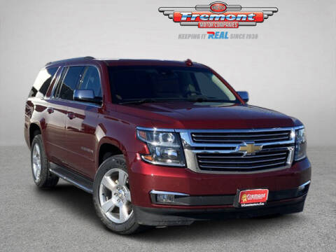 2018 Chevrolet Suburban for sale at Rocky Mountain Commercial Trucks in Casper WY