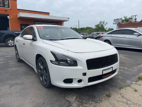 2013 Nissan Maxima for sale at Copa Mundo Auto in Richmond VA