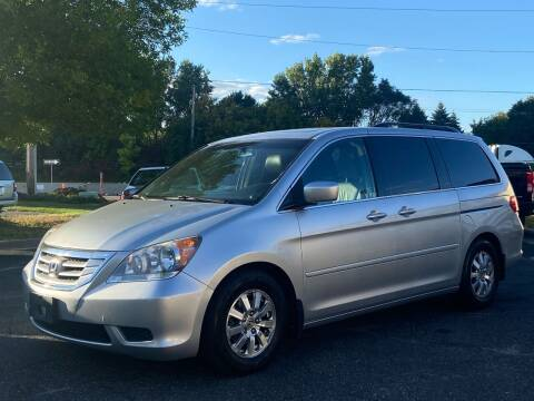 2010 Honda Odyssey for sale at North Imports LLC in Burnsville MN