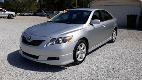 2007 Toyota Camry for sale at Space & Rocket Auto Sales in Hazel Green AL