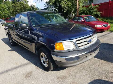 2004 Ford F-150 Heritage for sale at Buy For Less Motors, Inc. in Columbus OH