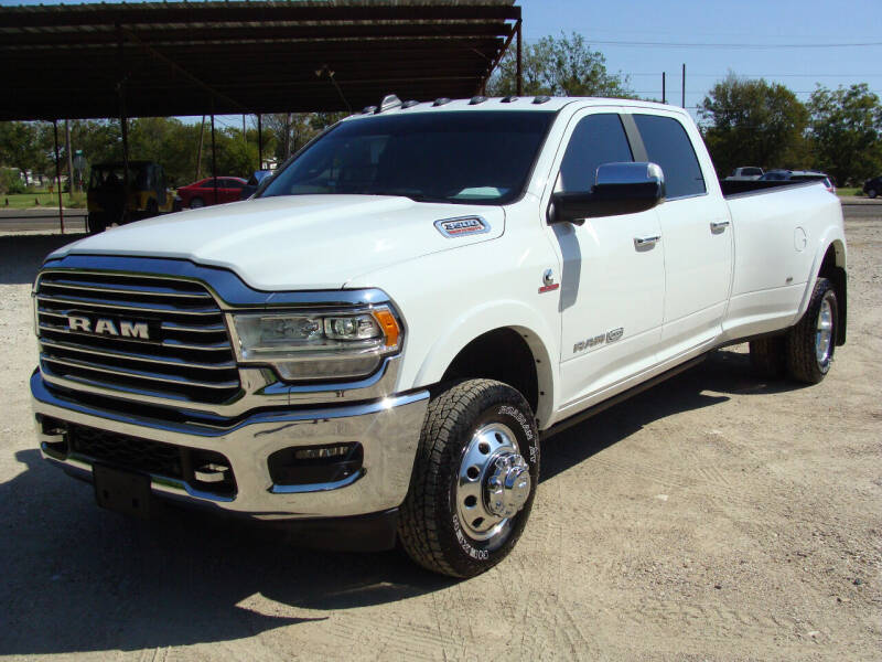 2019 RAM Ram Pickup 3500 for sale at Texas Truck Deals in Corsicana TX