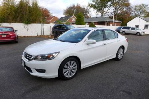 2015 Honda Accord for sale at FBN Auto Sales & Service in Highland Park NJ
