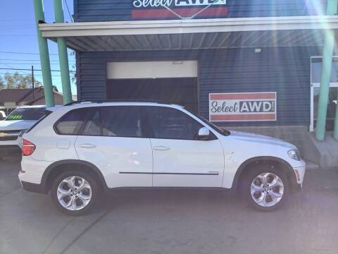 2011 BMW X5 for sale at Select AWD in Provo UT