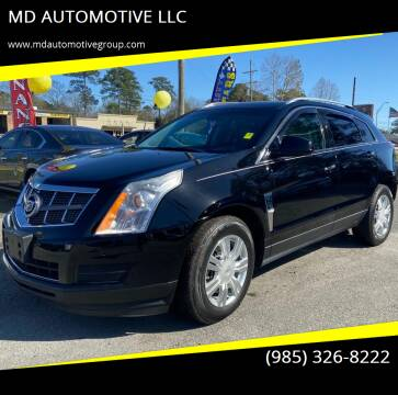 2012 Cadillac SRX for sale at MD AUTOMOTIVE LLC in Slidell LA