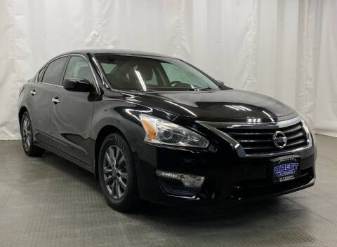 2015 Nissan Altima for sale at Direct Auto Sales in Philadelphia PA