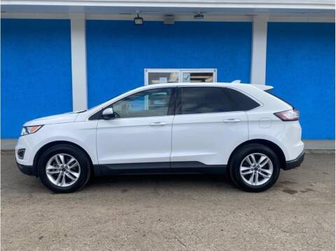 2016 Ford Edge for sale at Khodas Cars in Gilroy CA