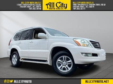 2007 Lexus GX 470 for sale at All City Auto Sales in Indian Trail NC
