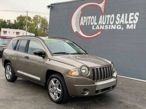 2007 Jeep Compass for sale at Capitol Auto Sales in Lansing MI