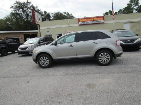 2008 Ford Edge for sale at DERIK HARE in Milton FL