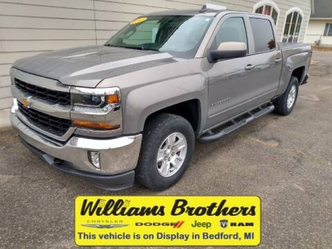 2017 Chevrolet Silverado 1500 for sale at Williams Brothers - Pre-Owned Monroe in Monroe MI