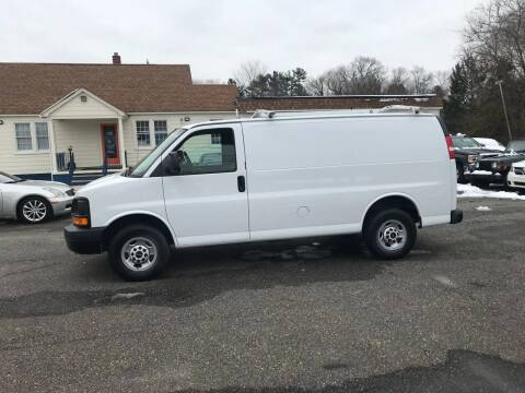 2009 Chevrolet Express Cargo for sale at New Wave Auto of Vineland in Vineland NJ