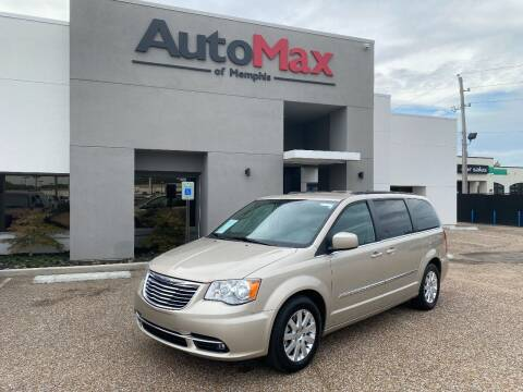 2013 Chrysler Town and Country for sale at AutoMax of Memphis - Nate Palmer in Memphis TN