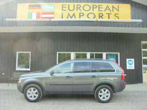 2006 Volvo XC90 for sale at EUROPEAN IMPORTS in Lock Haven PA