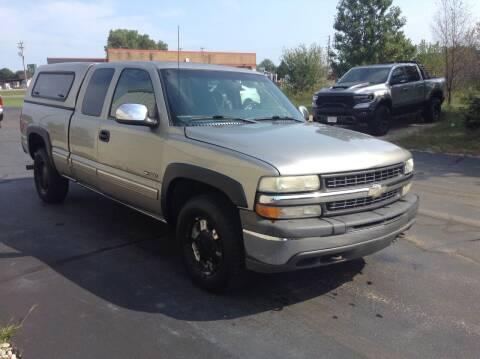 2000 Chevrolet Silverado 1500 for sale at Bruns & Sons Auto in Plover WI