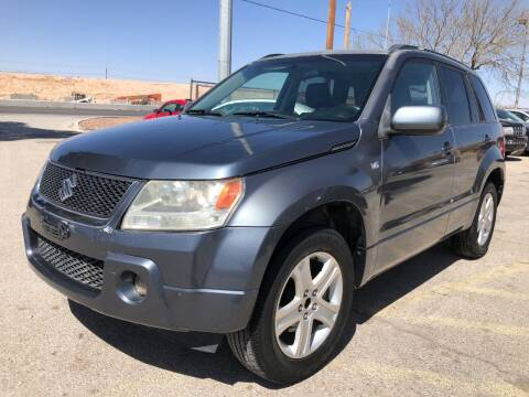 2006 Suzuki Grand Vitara for sale at Eastside Auto Sales in El Paso TX