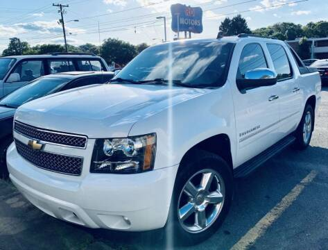 2009 Chevrolet Avalanche for sale at RD Motors, Inc in Charlotte NC
