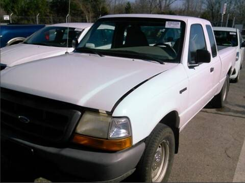 2000 Ford Ranger for sale at Durani Auto Inc in Nashville TN