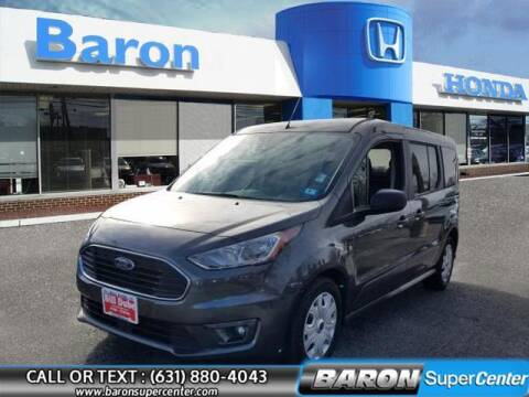 2019 Ford Transit Connect Wagon for sale at Baron Super Center in Patchogue NY