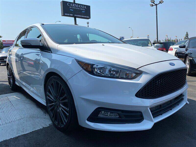 2018 Ford Focus for sale at Carmania of Stevens Creek in San Jose CA