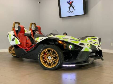 2016 Polaris Slingshot for sale at TX Auto Group in Houston TX
