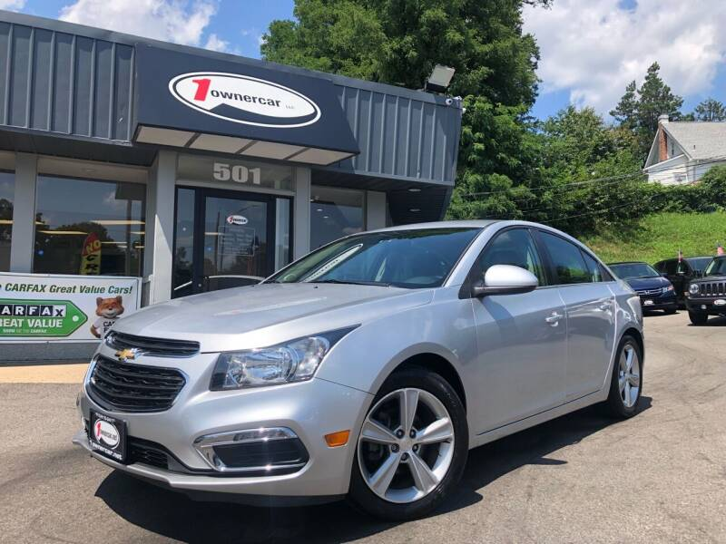 2016 Chevrolet Cruze Limited for sale in Clifton Heights, PA