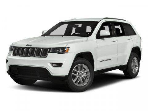 2017 Jeep Grand Cherokee for sale at NEWARK CHRYSLER JEEP DODGE in Newark DE