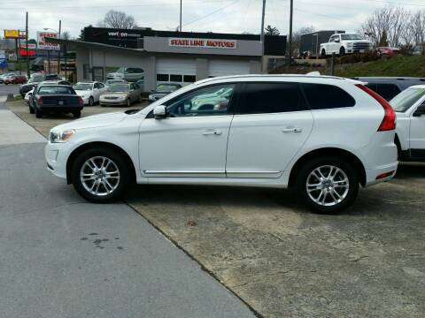 2014 Volvo XC60 for sale at State Line Motors in Bristol VA