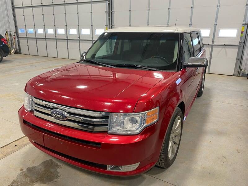 2010 Ford Flex for sale at RDJ Auto Sales in Kerkhoven MN