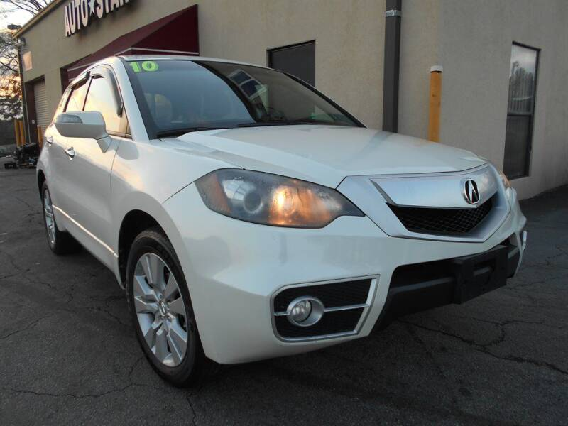 2010 Acura RDX for sale at AutoStar Norcross in Norcross GA