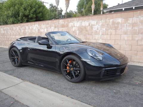 2020 Porsche 911 for sale at California Cadillac & Collectibles in Los Angeles CA