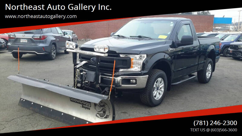 2018 Ford F-150 for sale at Northeast Auto Gallery Inc. in Wakefield Ma MA