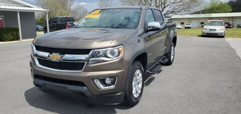 2015 Chevrolet Colorado for sale at Jacks Auto Sales in Mountain Home AR