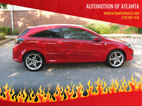 2008 Saturn Astra for sale at Automotion Of Atlanta in Conyers GA