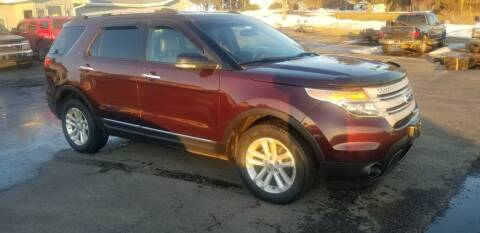 2012 Ford Explorer for sale at D AND D AUTO SALES AND REPAIR in Marion WI