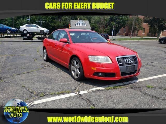 2006 Audi A6 for sale at Worldwide Auto in Hamilton NJ