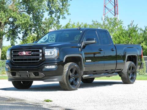 2017 GMC Sierra 1500 for sale at Tonys Pre Owned Auto Sales in Kokomo IN