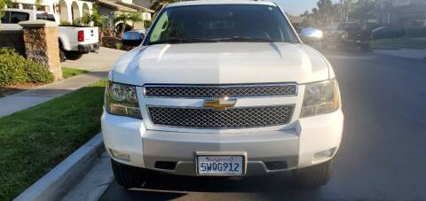 2007 Chevrolet Tahoe for sale at E and M Auto Sales in Bloomington CA