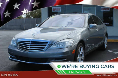 2012 Mercedes-Benz S-Class for sale at 2020 AUTO LLC in Clearwater FL