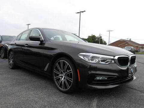 2017 BMW 5 Series for sale at TAPP MOTORS INC in Owensboro KY