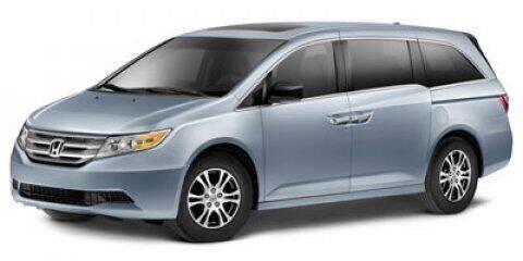 2011 Honda Odyssey for sale at DAVID McDAVID HONDA OF IRVING in Irving TX