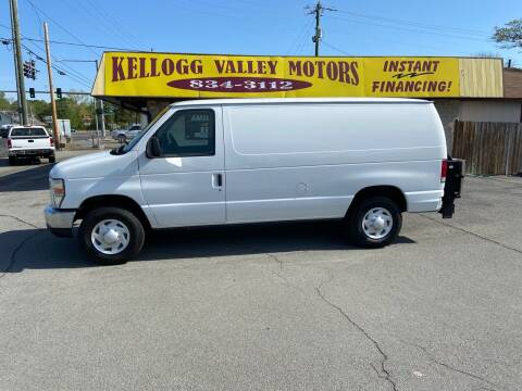 2014 Ford E-Series Cargo for sale at Kellogg Valley Motors in Gravel Ridge AR