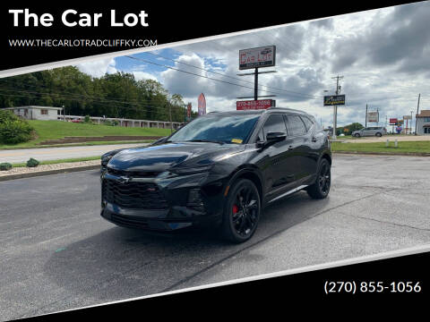 2020 Chevrolet Blazer for sale at The Car Lot in Radcliff KY