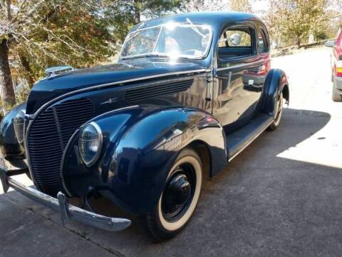 1938 Ford Deluxe for sale at Classic Car Deals in Cadillac MI