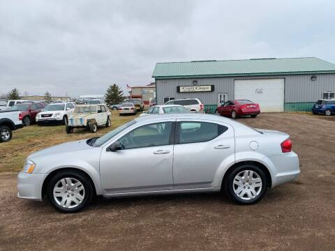 2012 Dodge Avenger for sale at Car Guys Autos in Tea SD