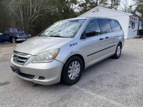 2006 Honda Odyssey for sale at Star Auto Sales in Richmond VA